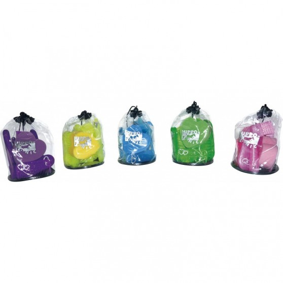 Mini-sac de pansage Hippo Tonic Coeur