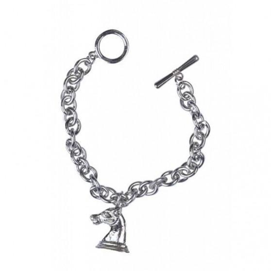 Bracelet bijoux tête de cheval