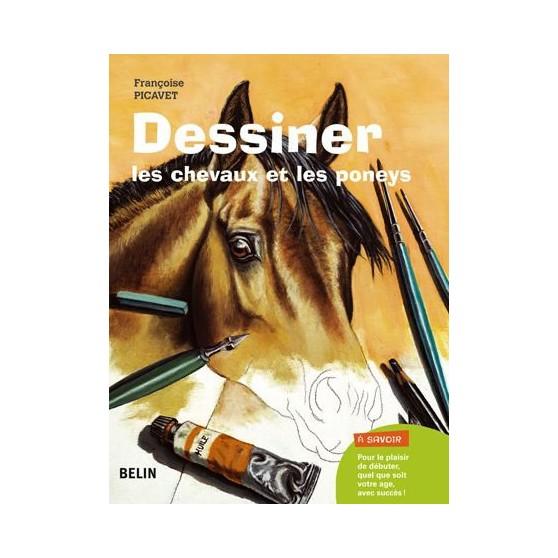dessiner-les-chevaux-et-les-poneys-francoise-picavet
