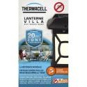 Lanterne Anti-Moustiques Thermacell Villa + 1 Recharge 12H de protection Incluse