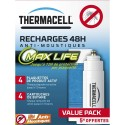 Recharge 48h Max life Anti-moustiques pour portable Nomade et lanterne Thermacell