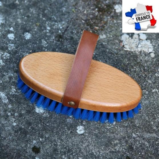 Limande brosse dure bois verni THQ 17.5 cm made in France