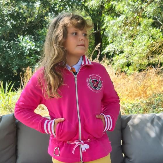 Gilet enfant Euro Star Lesley