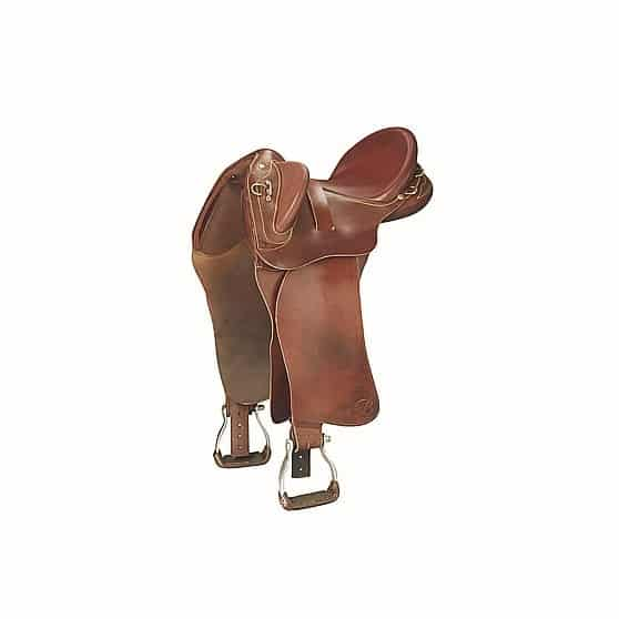 selle-bates-kimberley-stock-cair-avec-fenders