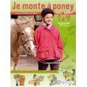 Je monte à poney Laurence Grard-Guenard