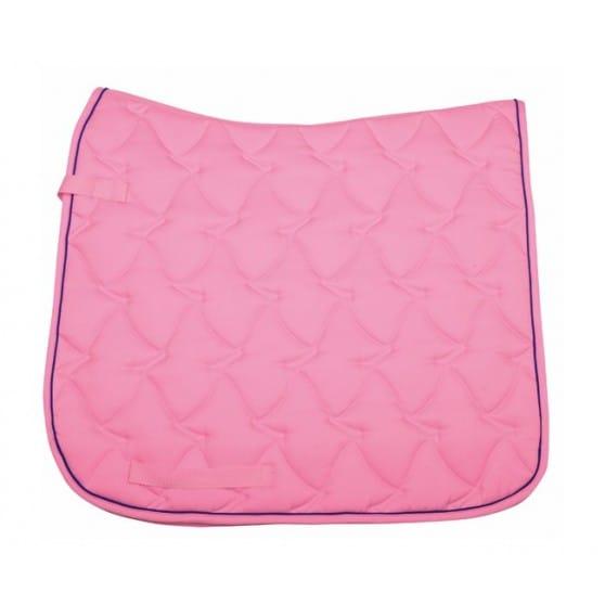 tapis-pour-cheval-rose-clair-selle-mixte-ou-dressage