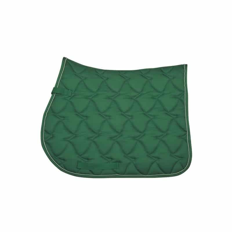 tapis pour cheval vert fonc selle mixte ou dressage pas cher. Black Bedroom Furniture Sets. Home Design Ideas