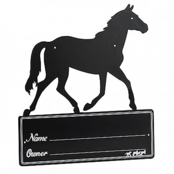 plaque-de-box-silhouette-cheval