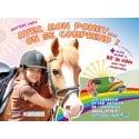Avec mon poney... on se comprend ! Quitterie LANTA