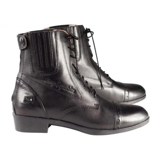 boots-jodhpur-hamptons-horze-lacets-et-fermeture-eclair