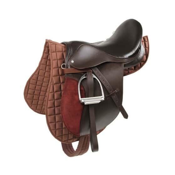 kerbl-cheval-kit-de-selle-haflinger