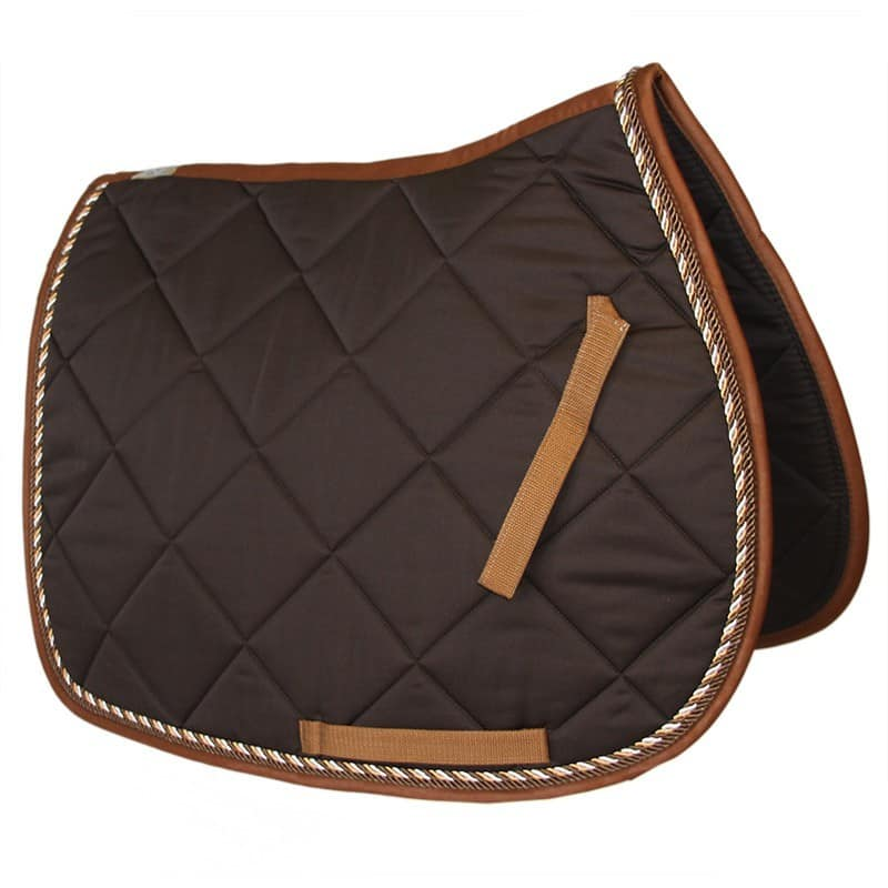 Chabraque coton 25 coloris mixte cheval Global Equestrian