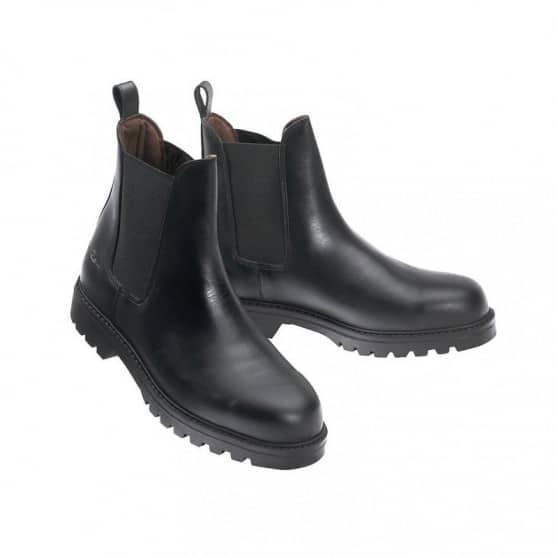 Boots Norton Safety de sécurité Noir