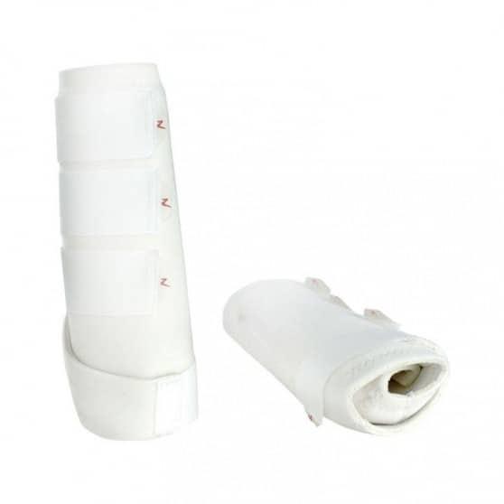 Horze Protège-tendons ProSoft Blanc