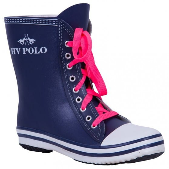 HV-Polo Bottines Mode Chucks HV Crown Navy