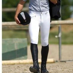 Best-Price Culotte Equitation Homme Bi-Elastique Confort +