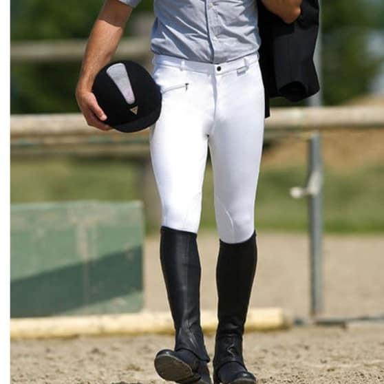 best-price-culotte-equitation-homme-bi-elastique-confort-