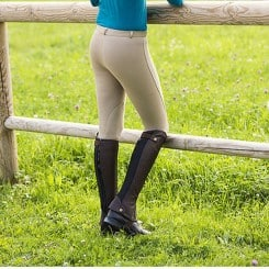 - Culotte Equitation Enfants Bi-Elastique Confort + Best-Price