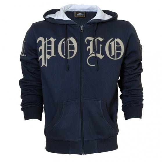 HV Polo veste Feo hommes collection 2014 Navy
