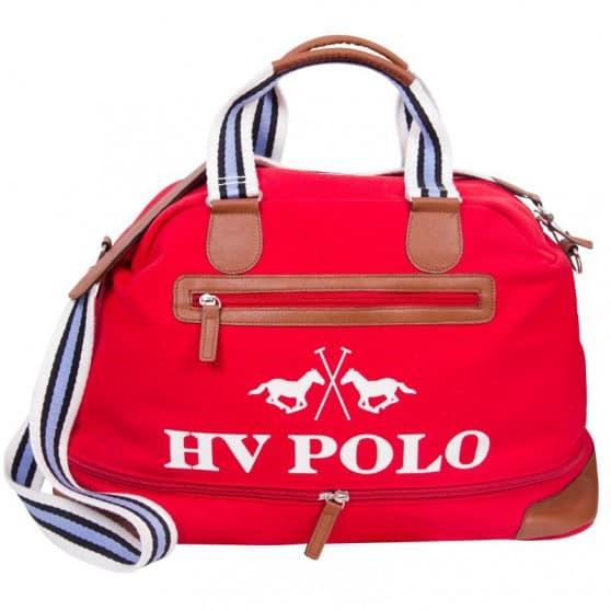 HV Polo Sac Canvas San Rafael Rouge