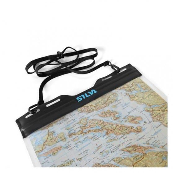 Etui carte de randonnée Silva