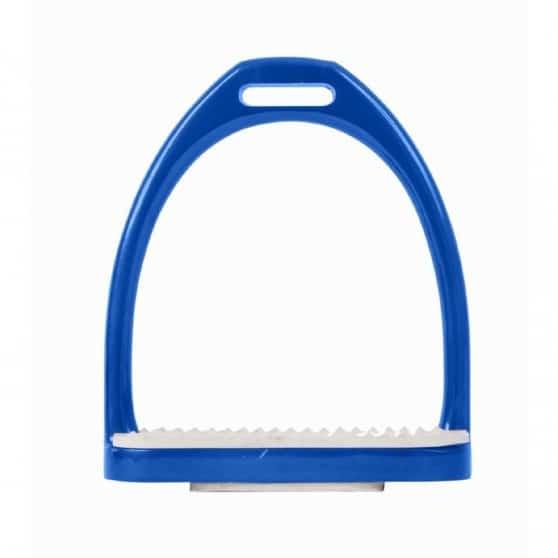 TdeT Etriers aluminium couleur Bleu