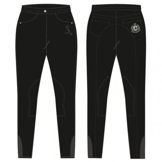 HV Polo pantalon d'équitation Parana HV-Polo 2014 Noir
