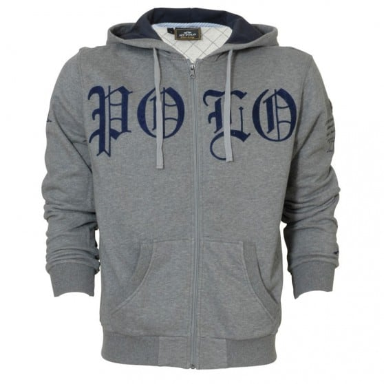 HV Polo veste Feo hommes collection 2014 Gris