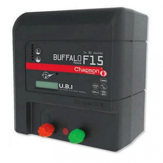 Chapron Electrificateur Buffalo F15 30 Joules