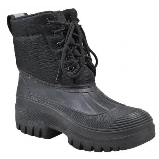 Chaussures thermiques étanches d'ecurie stabbleboots Hamilton HKM par O8wkZ0NXnP