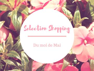 bannière sélection shopping mai