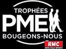 Nominé aux trophées pme 2017