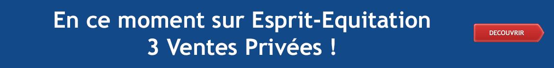 Vente privée Esprit Equitation